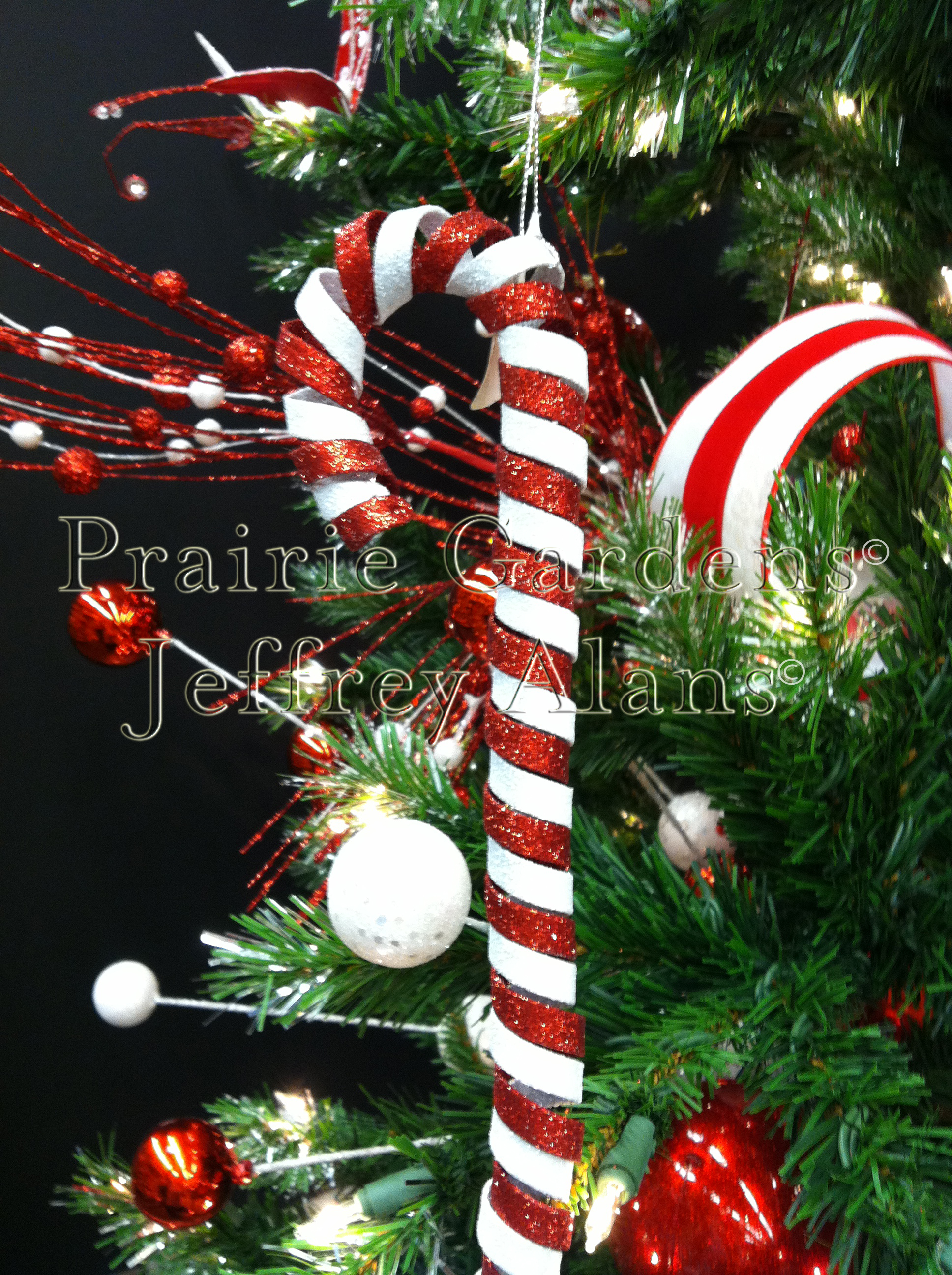 Large candy cane ornaments - Large Candy Cane Decorations Bing Images 1936x2592