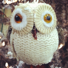 Snow Birch Owl
